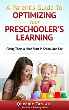 A Parent's Guide To Optimizing Your Preschooler's Learnin... https://www.amazon.com/dp/B01CX2J8LE/ref=cm_sw_r_pi_dp_x_btjRxbBN3SYY6 - Do you want to give your child a head start so that he can hit the ground running when he gets to preschool? Have you ever observed behaviors that are worrying in your children and wondered if you should really be concerned? Have you ever stayed up all night afraid that your child will not be able to cope with preschool/kindergarten?