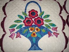 From one of my quilts