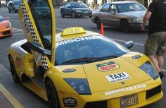 Wow Taxi !!