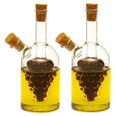 Rafaeli Oil  Vinegar Cruet (Set of 2)