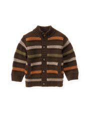 $34.99 Janie and Jack - stripe sweater cardigan