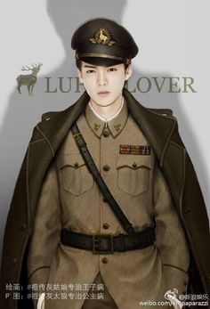 Luhan is in an upcoming movie with Matt Damon. Can't wait to see it!
