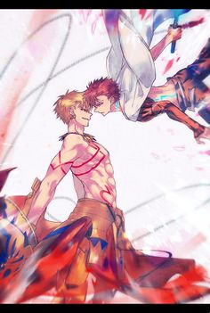 Fate Stay Night Series, Fate Stay Night Anime, Anime Guys, Manga Anime, Anime Art, Fate Zero, Fate Characters, Fantasy Characters, Gilgamesh Anime