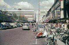 Beursplein, jaren zestig.