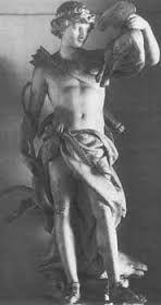 Image result for orion in greek mythology