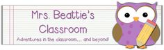 Mrs. Beattie's Classroom: Great blog filled with fun, unique reading, writing, and math ideas! {grades 2-3}