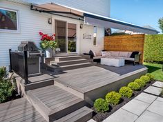 Patio Plans, Backyard Plan, Small Backyard Patio, Outdoor Patio Designs, Backyard Patio Designs, Back Garden Design, Yard Design, Backyard Renovations, House Yard