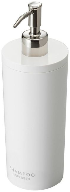 Tower Shampoo Dispenser - Yamazaki USA - $16.50 - domino.com