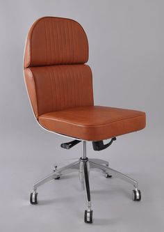 80's Italian Scooter Swivel Chairs - More via Trouge.com