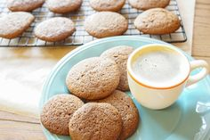 Maria's molasses cookies are deliciously soft and chewy, making them the perfect Christmas cookie recipe.