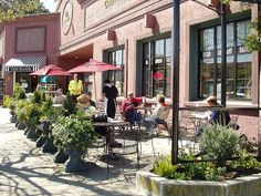 Half Moon Bay Main Street Shops That Rock | Mill Rose Inn | Half Moon Bay, CA