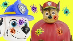Paw Patrol Chase Pumpkin Color Changing Halloween Toy Surprises and Shopkins Candy Bonanza and color Changers  PAW Patrol is a cartoon animation for kids babies toddlers and infants. Its about 6 dog pups named Chase Rocky Zuma Marshall Skye & Rubble with a cool boy called Ryder.  Paw Patrol Nickelodeon also called: Pfote Patrouille pata de patrulha Psi Patrol Patrulha Canina A mancs őrjárat Patrulla de los Carachos Patrulla de la Pata 爪子巡逻 chân tuần tra patte patrouille 足のパト ロール tass patrull…