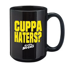 "Enzo & Big Cass ""Cuppa Haters"" 15 oz Mug"