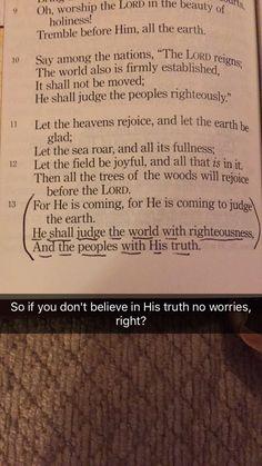 Psalms 96:13