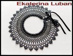 Crochet Earrings, Beaded Necklace, Beads, Diy, Jewelry, Gourds, Beadwork, Tiny Necklace, Beading Jewelry