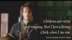 #outlanderpickuplines