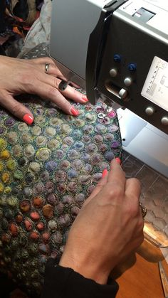 Good idea for pebbles or bubbles