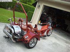 Custom VW Trikes | TheSamba.com :: VW Classifieds - 2011/1976 VW Trike