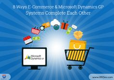 How E-commerce completes Microsoft Dynamics GP System? Check out