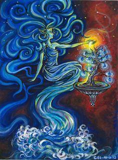 Phase two of my psychoanalysis: Nayru and her Tears of Light (Silent Realm of the Lanayru desert from Skyward Sword )! Tears of Nayru I Fight Dragons, Zelda Wii, Disney Fantasy, Skyward Sword, Twilight Princess, Video Game Art, Our Lady, Legend Of Zelda, Golden Goddess