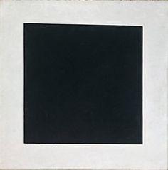 Black Square 1929 by Kazimir Malevich
