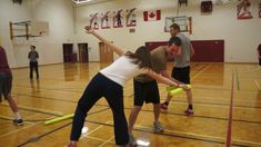 Noodle Combative: #phed #physicaleducation #physical education #homeschool Physical Education, Noodle, Physics, Homeschool, Basketball Court, Youtube, Noodles, Physical Education Lessons, Physical Education Activities