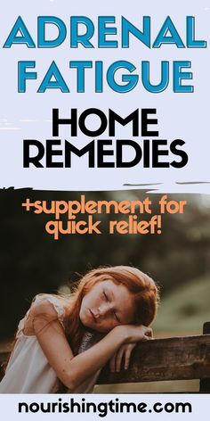 Check out the #1 supplement that helped me get over my adrenal fatigue, plus other adrenal fatigue home remedies! Feeling tired and cranky all the time just isn't a way to survive or get anything done. There is help out there for you. You don't have to struggle with low energy and go about your days feeling so sluggish. You don't have to struggle to sleep anymore! #adrenalfatigue #nourishingtime #lowenergy #tired #sluggish #insomnia #sleep Holistic Remedies, Herbal Remedies, Home Remedies, Natural Remedies, Adrenal Health, Adrenal Fatigue, Holistic Treatment, Gaps Diet, Natural Parenting
