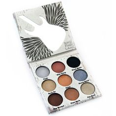 GLAM1 9 Color Glam Metals Eyeshadow Palette GLAM1 9 Color Glam Metals [GLAM1] - $29.99 : Crown Cosmetics . Makeup Brushes . Brush Sets