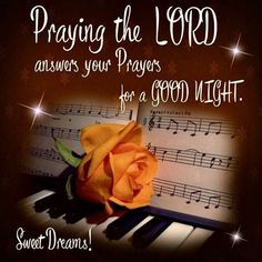 Prayers for a Good Night~~J Good Night To You, Good Night Prayer, Good Night Everyone, Good Night Friends, Good Night Blessings, Good Night Wishes, Good Night Sweet Dreams, Good Night Image, Good Morning Good Night