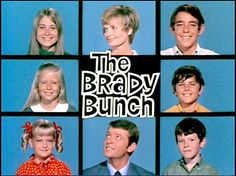 The original Brady Bunch