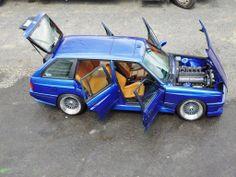 Foto: Divers BMW E30 M3 Touring bmw e30 m3 touring ebay 1 : Autoblog.nl