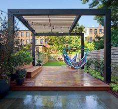 pergola deck and terrace designs 33
