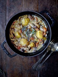 Autumn vegetables with cider - Recettes de cuisine - Healthy Recipes Easy Healthy Eating Tips, Clean Eating Recipes, Easy Healthy Recipes, Veggie Recipes, Vegetarian Recipes, Easy Meals, Healthy Lunches, Noodle Recipes, Legumes Recipe