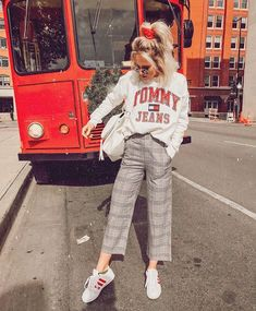 @rebekanneee Fashion 2018, Look Fashion, 90s Fashion, Winter Fashion, Fashion Outfits, Retro Outfits, Vintage Outfits, Casual Outfits, Cute Outfits