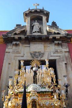 La Soledad de San Lorenzo, Sábado Santo. Semana Santa Sevilla 2012