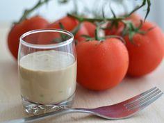 Sauce au yaourt et au vinaigre balsamique - La boite à salade