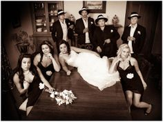 Image detail for -1940's themed wedding