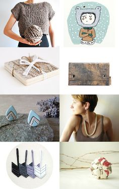 Gift guide for her :) #handmade #gifts ideas on #etsy --Pinned with TreasuryPin.com