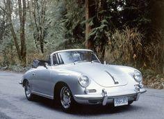 1963 Porsche 356B Cabriolet