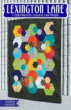 Lexington Lane Quilt Pattern – Sassafras Lane Designs