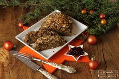 Linsen Hirse Braten vegan - Vegane Weihnachten - veganes Weihnachtsmenü - Freude am Kochen Vegan Christmas, Christmas Recipes, Plant Based, Easy, Desserts, Food Ideas, Inspiration, Vegetarian Food, Meat