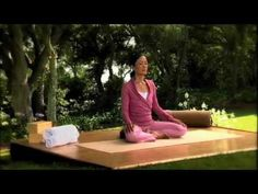 Kim Eng: Presence Through Movement: Yin Yoga - YouTube