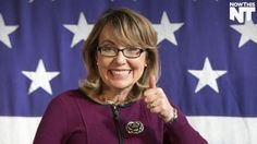 Gabby Giffords Just Endorsed Hillary Clinton