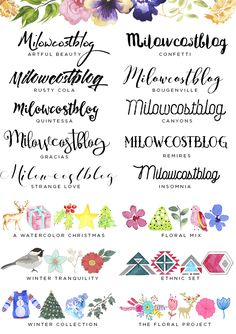 milowcostblog: recursos molongos: kit etiquetas