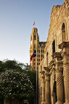 The Alamo ... San Antonio, Texas