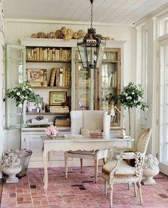 Comment créer un style cottage chic ? ~ Décor de Maison / Décoration Chambre
