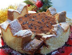 Torta pandoro tiramisù dolce Natale Capodanno