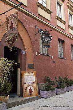 Old Town Market Place Warszawa / Warsaw, Poland