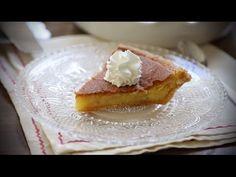 Pie Recipes - How to Make Chess Pie