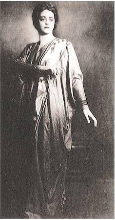Kerstin Thorborg. El Anillo de los Nibelungos